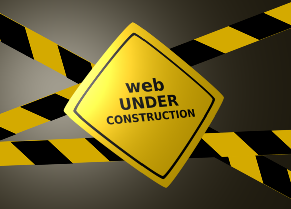 Web Under Consrtuction